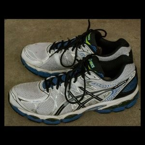 ASICS GEL NIMBUS 16 RUNNING SHOES MEN Sz 12.5